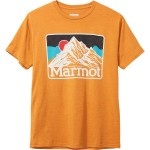 Mountain Peaks Short-Sleeve T-Shirt - Mens