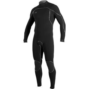 Psycho One 3/2mm Back-Zip Full Wetsuit - Mens