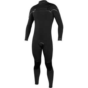 Psycho One 3/2mm Chest-Zip Full Wetsuit - Mens