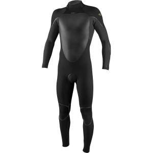 Psycho Tech 3/2+mm Back-Zip Full Wetsuit - Mens