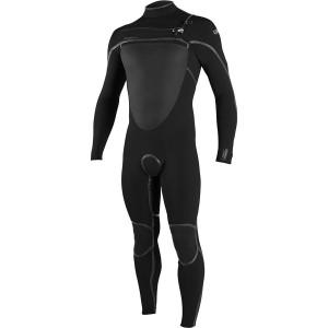Psycho Tech 3/2+mm Chest-Zip Full Wetsuit - Mens