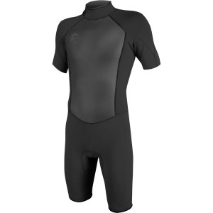 Original Short-Sleeve Spring Back-Zip Wetsuit - Mens