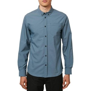 Stockton Hybrid Long-Sleeve Shirt - Mens