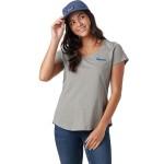 Sunset Sets Organic Scoop T-Shirt - Womens