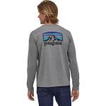 Fitz Roy Horizons Long-Sleeve Responsibili-T-Shirt - Mens