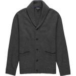 Recycled Wool Shawl-Collar Cardigan - Mens