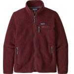 Retro Pile Fleece Jacket - Womens