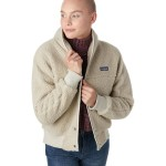 Snap Front Retro-X Jacket - Womens