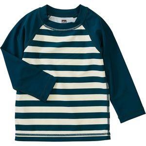 Baby Colorblock Long-Sleeve Rash Guard - Infant Boys
