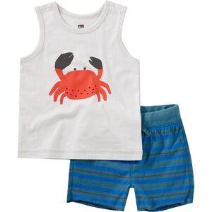 Crab Tank Baby Set - Infant Boys