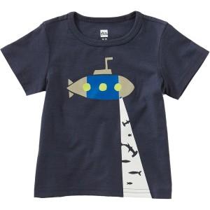 Glow In The Dark Submarine Baby T-Shirt - Infant Boys