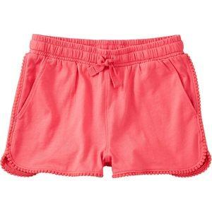 Pom Pom Trim Short - Toddler Girls
