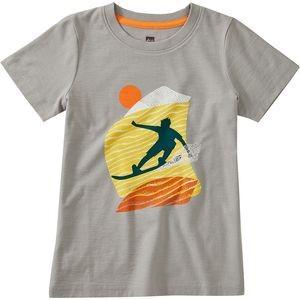 Sandboarding T-Shirt - Boys