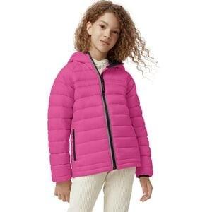 Sherwood Hooded Down Jacket - Girls