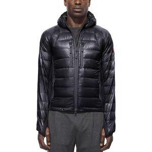 Hybridge Lite Hooded Down Jacket - Mens