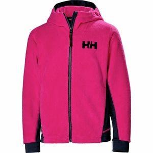 Jr Chill Full Zip Hooded Jacket - Girls