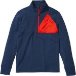 Hanging Rock 1/2-Zip Long-Sleeve Shirt - Mens