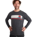 Montane Long-Sleeve T-Shirt - Mens