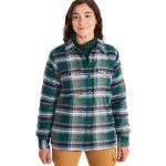 Ridgefield Sherpa Lined LS Top - Womens
