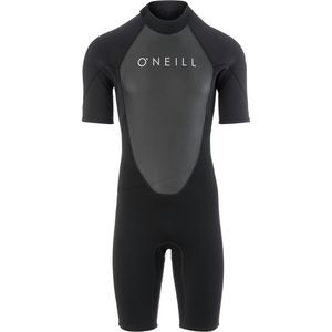 Reactor II 2mm Back-Zip Short-Sleeve Spring Wetsuit - Mens