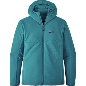Nano-Air Light Hybrid Insulated Hooded Jacket - Mens