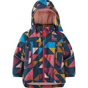 Snow Pile Jacket - Toddler Girls
