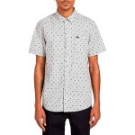 Hallock Short-Sleeve Button-Down Shirt - Mens
