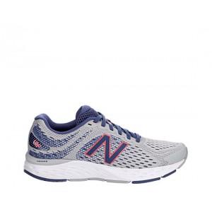 New Balance Womens 680 Running Shoe - Grey