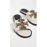 Ines Embellished Slides