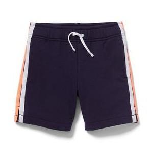 Stripe Knit Short