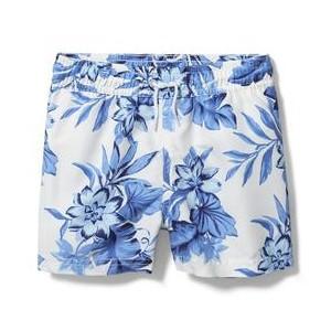 Tropical Floral Swim Short
