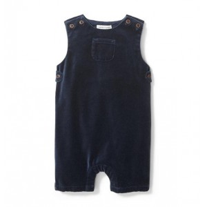 Baby Velour Shortall