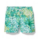 Pineapple Swim Trunk