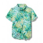 Pineapple Poplin Shirt