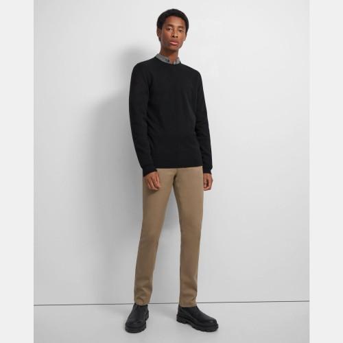 띠어리 Crewneck Sweater in Cashmere