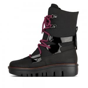 Calf-Length Boots