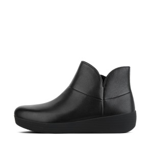 Womens Supermod-Ii Leather Ankle-Boots