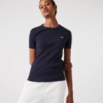 Women's Soft Cotton Crewneck T-Shirt