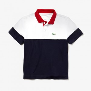 Boys SPORT Breathable Tennis Polo