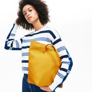 Womens L.12.12 Vertical Tote Bag