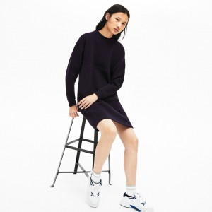Womens Motion Sweatshirt Dress