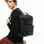 Mens Full Ace Leather Backpack