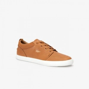 Mens Bayliss Leather Boat Shoes
