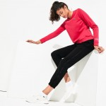 Womens SPORT Technical Water-Resistant Tennis Sweatpants