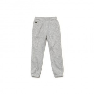 Kids Sport Tennis Fleece Track Pants
