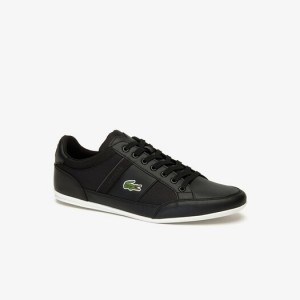 Mens Chaymon Synthetic and Textile Sneakers