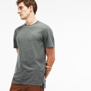 Mens MOTION Pima Cotton Pique T-Shirt