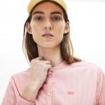 Womens Loose Fit Cotton Poplin Shirt