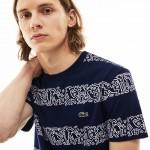 Mens Keith Haring Print Cotton T-shirt