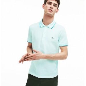 Mens Regular Fit Pique Polo Shirt